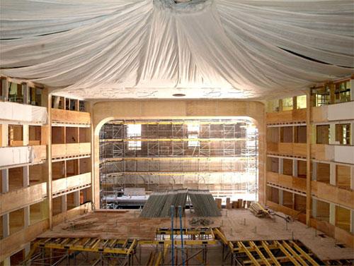 Teatro la fenice di venezia bertolini arte living for La fenice arredamenti